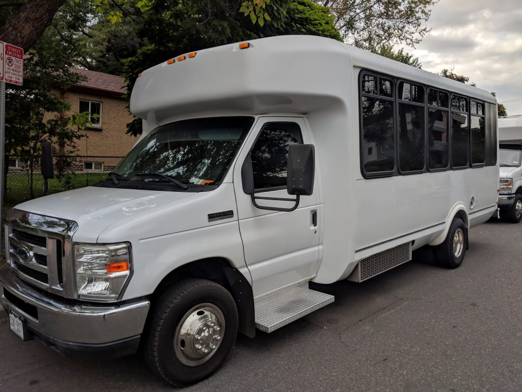 party bus to red rocks