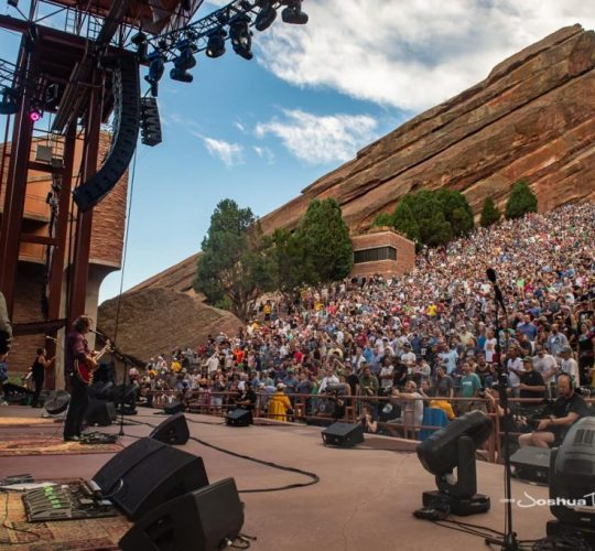 RED ROCKS AMPHITHEATER AND PARK