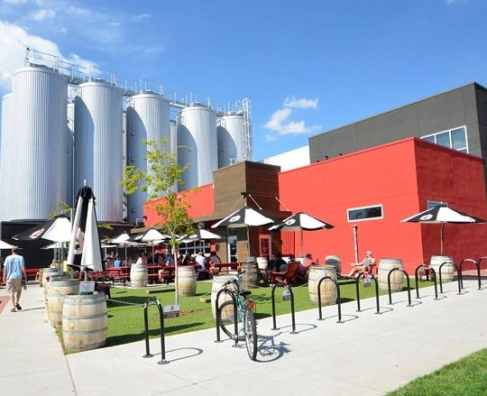 BREWERY TOUR OF COLORADO'S CRAFT BEER KINGS